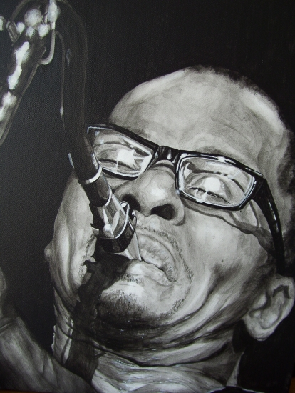 Ravi Coltrane by geerke74